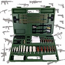 NKTJFUR Gun Cleaning Kit, Universal Rifle Shotgun