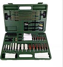 NKTJFUR Portable Gun Cleaning Kit Hunting Handgun
