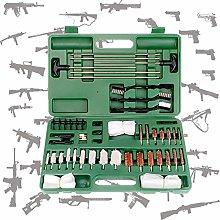 NKTJFUR Universal Gun Cleaning Kit Hunting Handgun