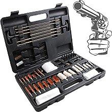 NKTJFUR Universal Gun Cleaning Kit Pistol Rifle