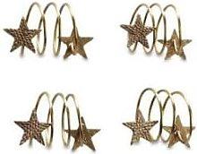 Nkuku - Star Napkin Rings