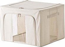 NLIAN- Storage Boxes for Clothes, Robust Large