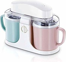 NLRHH Ice Cream Maker with Removable Mixing Unit