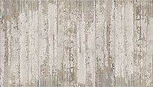 NLXL White Paint Wallpaper, CON-06