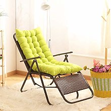 NMBC Patio Rocking Seat Cushion Outdoor Chair Pads