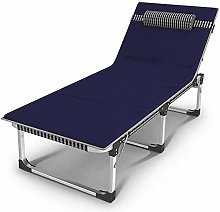 NMDD Sun Lounger Reclining Garden Chair Folding