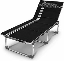 NMDD Sun Lounger Reclining Garden Chair Single