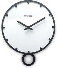 NMDD wall Clock Swing Fashionable Wooden Living