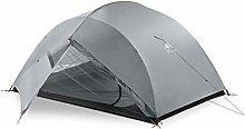 NNIU GEAR 3 Person 3/4 season 15D Camping Tent