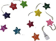 NNUF 2-piece Set Of Five-pointed Star Love Light