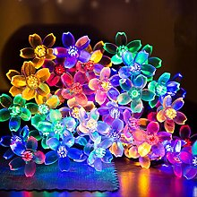 NNUF 4-piece Set Of Led Solar Lantern String,