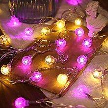 NNUF 6-piece Set Of Led Lights, Crystal Star
