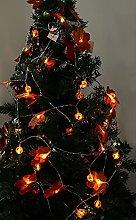 NNUF Led Maple Pumpkin Light String, Garland Fairy