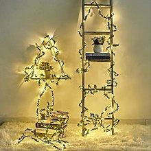 NNUF Led String Lights, Simulation Plant Lights,