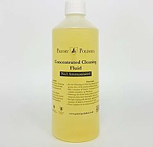NO 1 - Clock Cleaning Concentrate Solution/Brass