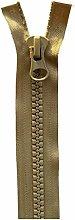 No.10 Plastic Zipper #10 Open End Zip Heavy Duty