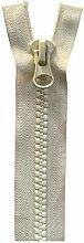 No.10 Plastic Zipper Open End Zip Heavy Duty from