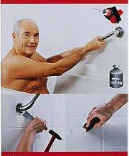 No_brand - RIDDER Bathroom Accessory Glue Fix &