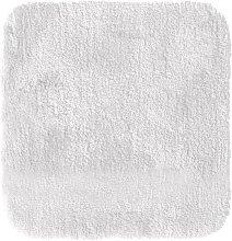 No_brand - RIDDER Bathroom Rug Chic White 55x50 cm