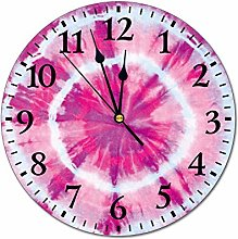 No Branded 10 inch PVC Wall Clock Easy Readable