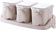 No-branded Spice Box Set Household Kitchen