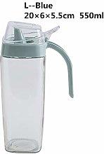 No-branded Vinegar-Bottle Glass Seasoning Bottle