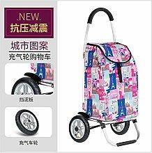 No-Branded WZGGZWGG Life Shopping Cart Climbing