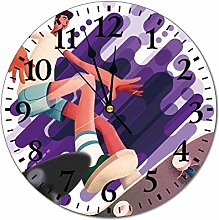 No Brands Wall Clock, Silent Non Ticking - Quality