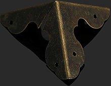 NO LOGO FMN-HOME, 12Pcs Antique Bronze Decorative