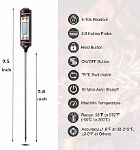 NO-LOGO L-Yune, 1pc Digital Probe Meat Thermometer