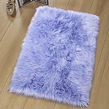 Noahas Fluffy Rugs Bedroom Furry Carpet Bedside