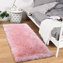 Noahas Luxury Fluffy Rugs Bedroom Furry Carpet