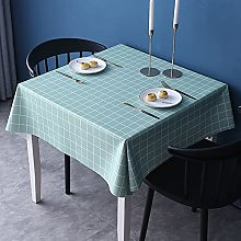 NOBCE Tablecloth Fashion Simple Pvc Digital