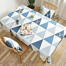 NOBCE Tablecloth Fashionable Easy Polyester