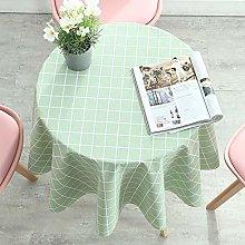 NOBCE Tablecloth Fashionable Simple Pvc