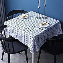 NOBCE Tablecloth Hotel Tablecloth Pvc Rectangular