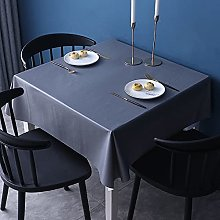 NOBCE Tablecloth Simple And Modern Pvc Tablecloth
