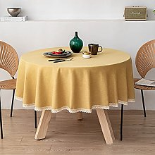 NOBCE Tablecloth Simple And Personality Decorative
