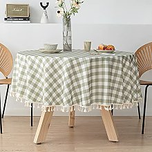 NOBCE Tablecloth Simple And Personalized Polyester