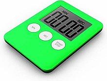 Nobenx Kitchen timer 1Pc 7 Colors LCD Digital