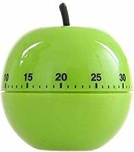 Nobenx Kitchen timer Green Cute Fruit Shape