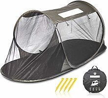 NOBLJX Instant Pop-Up Anti-Mosquito Tent, Portable