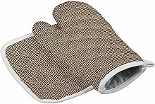 Nobranded Ethnic Oven Mitts and Potholders BBQ