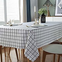 nobranded Waterproof Tablecloths Wipeable Washable