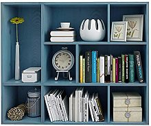 Nobrannd Bookcase Bookcase With 3-Story 8-Grid