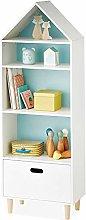 Nobrannd Bookcase Children's Storage Cabinet