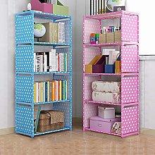 Nobrannd Bookcase Simple Bookshelf Children's