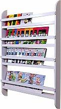 Nobrannd Bookcase Storage Cabinet Bookcase 4 Layer