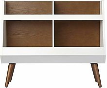 Nobrannd Bookcase Wooden Storage Cabinet Office