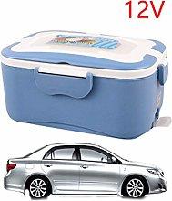 Nobuddy Car/Truck Electric Lunch Box, Lunchbox